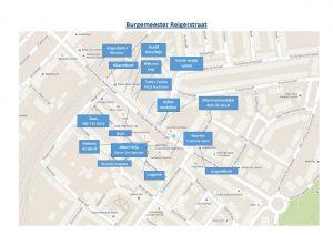 plattegrond Burgemeester Reigerstraat